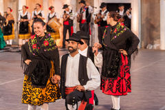 21-st international festival in Plovdiv, Bulgaria Royalty Free Stock Photos