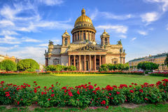 St Isaac cathedral, Saint Petersburg, Russia Royalty Free Stock Photos