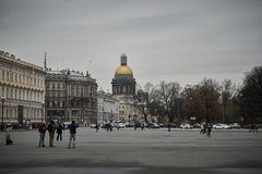 St.Isaac Cathedral, Saint-Petersburg,Russia. royalty free stock photography