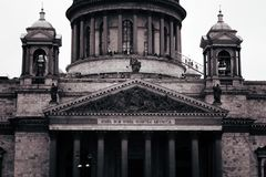 St. Isaac Cathedral Stock Image