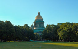 St Isaac Cathedral, St.Petersburg Royalty Free Stock Images