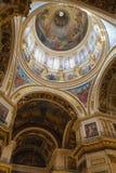 St. Isaac Kathedraal Stock Afbeeldingen
