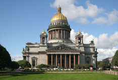 St Isaac's Cathedral Royalty Free Stock Photo