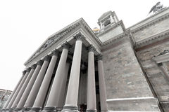 St. Isaac's Cathedral Stock Photography