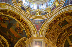 St. Isaac's Cathedral stock photos