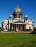 St Isaac'S Cathedral. Saint Petersburg Russia Royalty Free Stock Images