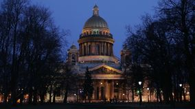 St. Isaac`s Cathedral. 