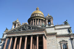 St. Isaac's Cathedral. Stock Photos