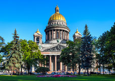 St Isaac's Cathedral Royalty Free Stock Images