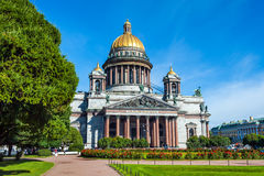 St Isaac's Cathedral Royalty Free Stock Photography