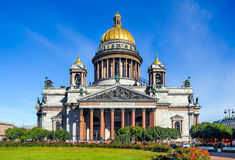 St Isaac's Cathedral, St Petersburg, Russia Stock Image