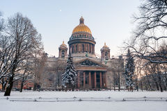 St Isaac's Cathedral, St Petersburg Royalty Free Stock Photo