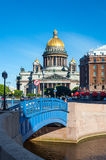 St Isaac's Cathedral, St Petersburg, Russia Royalty Free Stock Image