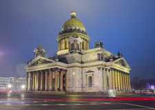St. Isaac's cathedral Royalty Free Stock Images