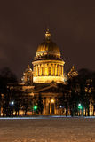 St. Isaac's Cathedral, Saint Petersburg Royalty Free Stock Image
