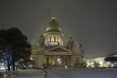 St. Isaac's Cathedral. Royalty Free Stock Image