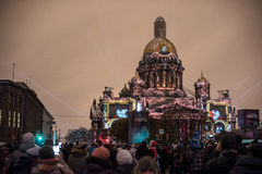 St. Isaac's Cathedral Royalty Free Stock Photography