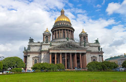 St Isaac's Cathedral, Saint Petersburg, Russia Royalty Free Stock Photography
