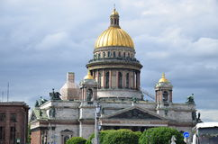 St.Petersburg St.Isaac`s Cathedral  Royalty Free Stock Photography