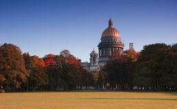 St. Isaac's Cathedral, St. Petersburg ,Russia Stock Photos