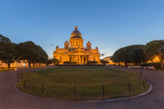 St. Isaac's Cathedral in St.Petersburg, Russia Royalty Free Stock Photography