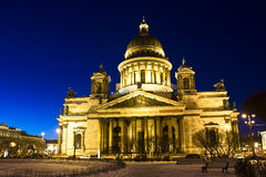 St. Isaac's Cathedral, St. Petersburg, Russia Stock Photography
