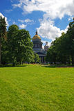St. Isaac's Cathedral view Royalty Free Stock Photo