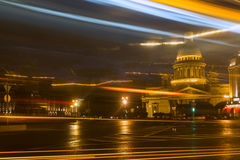 St. Isaac& x27;s Cathedral, St. Petersburg, Russia Royalty Free Stock Photo