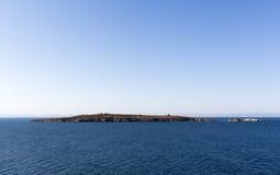 St Ivan Island Royaltyfria Bilder