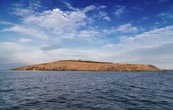 St. Ivan island. Near to Sozopol, Bulgaria stock photos