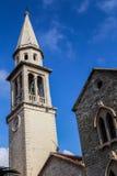 St Ivan kerk Stock Foto's