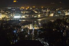 ST Ives Κορνουάλλη Στοκ εικόνες με δικαίωμα ελεύθερης χρήσης