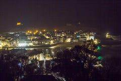 ST Ives Κορνουάλλη Στοκ Φωτογραφία