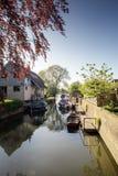 St Ives в Cambridgeshire Англии Стоковая Фотография RF
