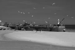 St Ives, Корнуолл, Англия Стоковые Изображения