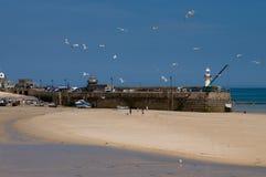 St Ives, Корнуолл, Англия Стоковое Изображение