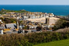 St Ives Royalty Free Stock Photo