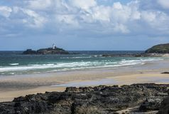 St. Ives Bay Stock Photography