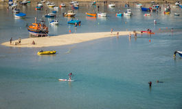 St Ives bay Stock Images