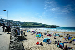 St Ives Beach Royalty Free Stock Photography