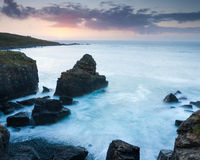 St Ives Cornovaglia Inghilterra Immagini Stock Libere da Diritti