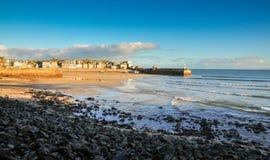 St Ives, Cornovaglia, Inghilterra, Regno Unito Immagine Stock Libera da Diritti