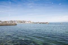 St Ives, Cornovaglia, Regno Unito della porta Fotografie Stock Libere da Diritti