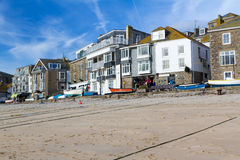 St Ives Cornwall Royalty Free Stock Photography