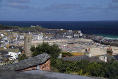 St Ives Cornwall Photographie stock