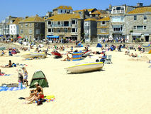 St. Ives, Cornwall. Royalty Free Stock Images