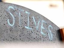 st ives cornwall стоковое изображение rf