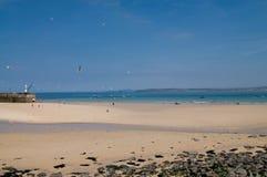 St Ives, Cornwall, Engeland stock foto