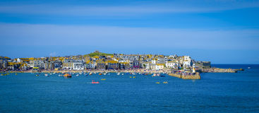 St Ives, Cornwall, Engeland royalty-vrije stock foto's