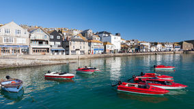 St Ives Cornwall England Royalty Free Stock Photo